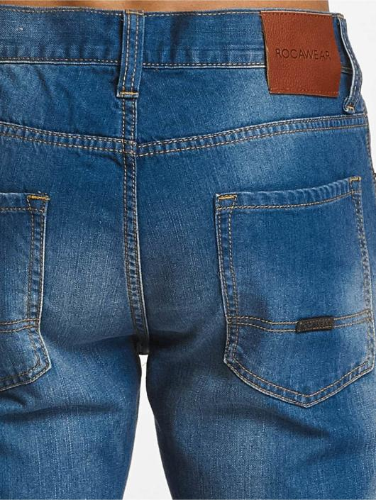 Rocawear Straight Fit Jeans Relax blau