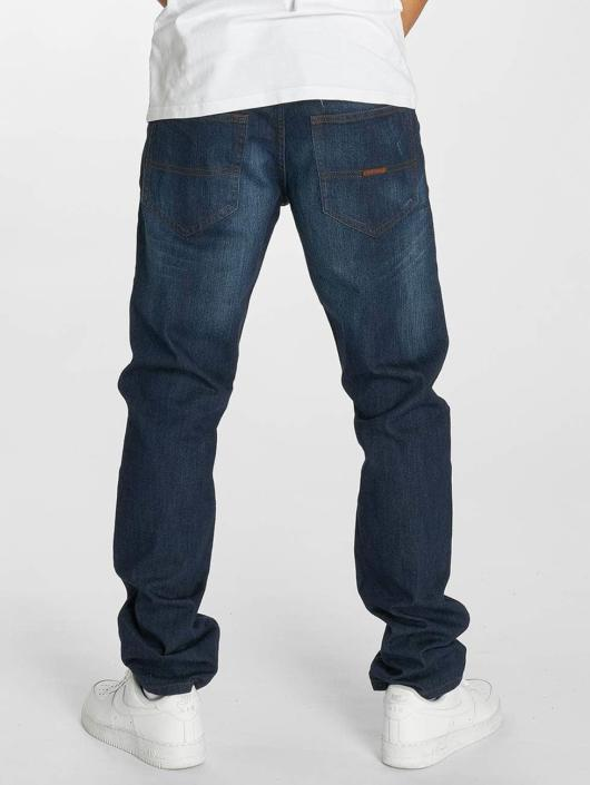 Rocawear Straight Fit Jeans Moletro blau