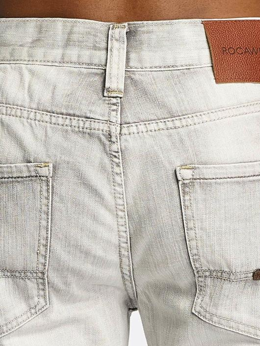 Rocawear Straight Fit Jeans Relax gray