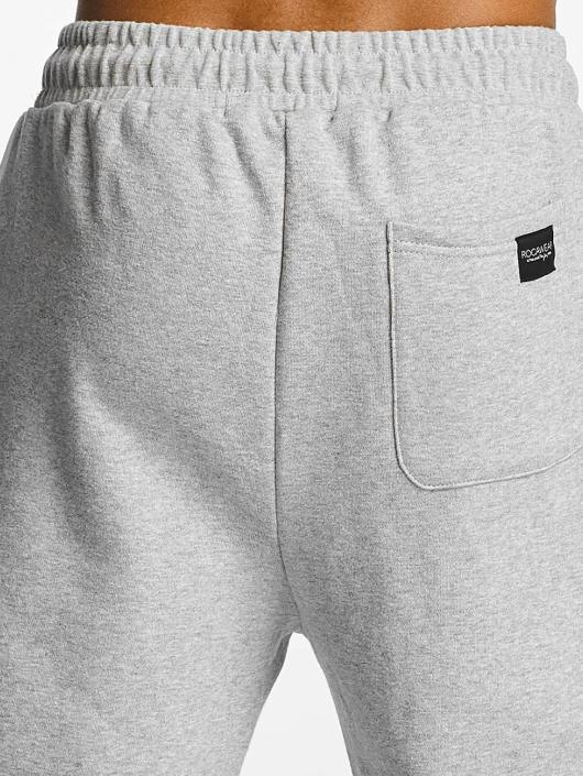 Rocawear Sweat Pant Retro Sport Fleece gray
