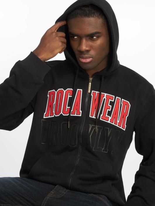 Rocawear Sweatvest Brooklyn zwart