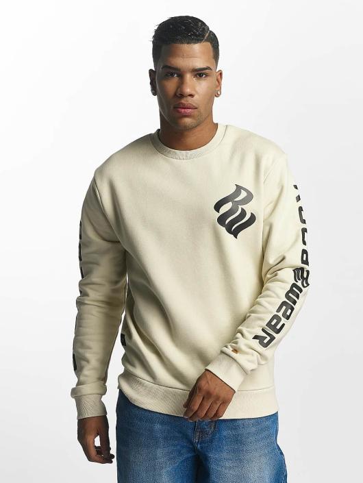 Rocawear Swetry Printed bezowy