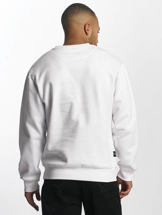 Rocawear Swetry Big Logo bialy