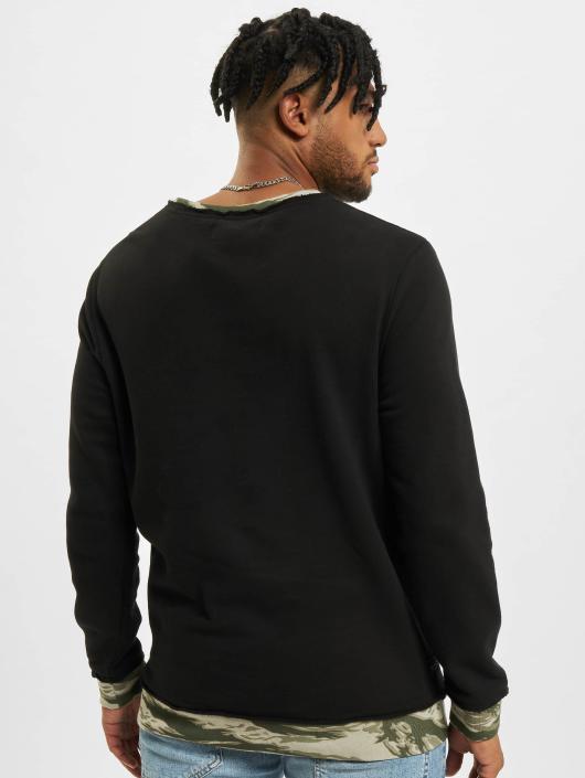 Rocawear Swetry Sweatshirt czarny
