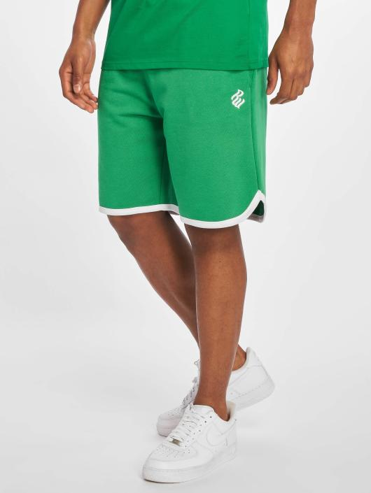Rocawear Szorty Fleece zielony