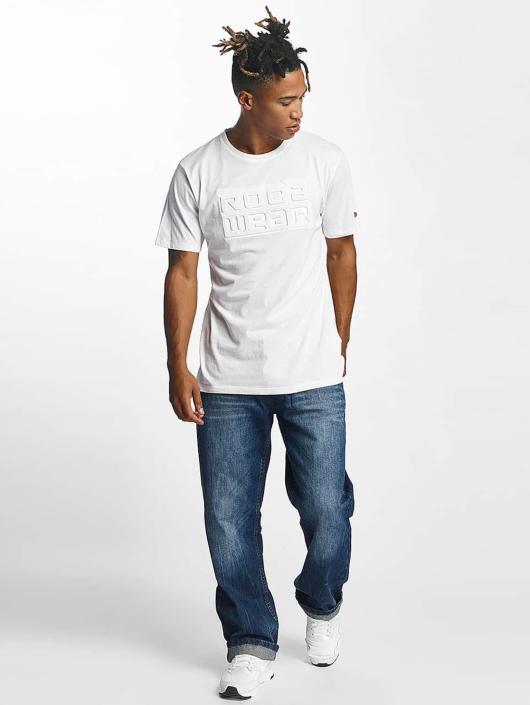 Rocawear T-paidat Embossing valkoinen