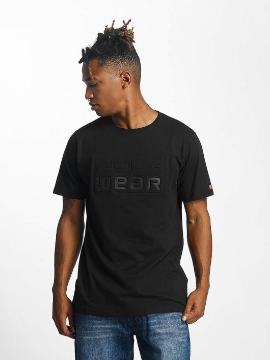 Rocawear T-Shirt Embossing black