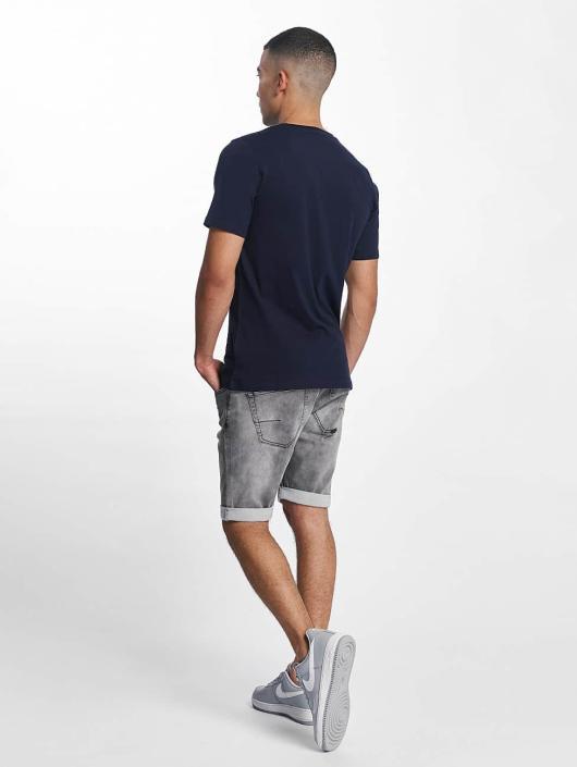 Rocawear T-Shirt Logo blau