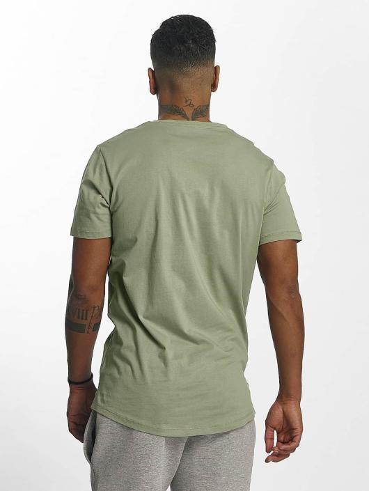 Rocawear T-Shirt Triangle grau