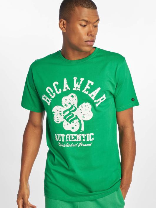 Rocawear t-shirt Clover groen