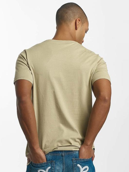 Rocawear T-Shirt Color Block khaki