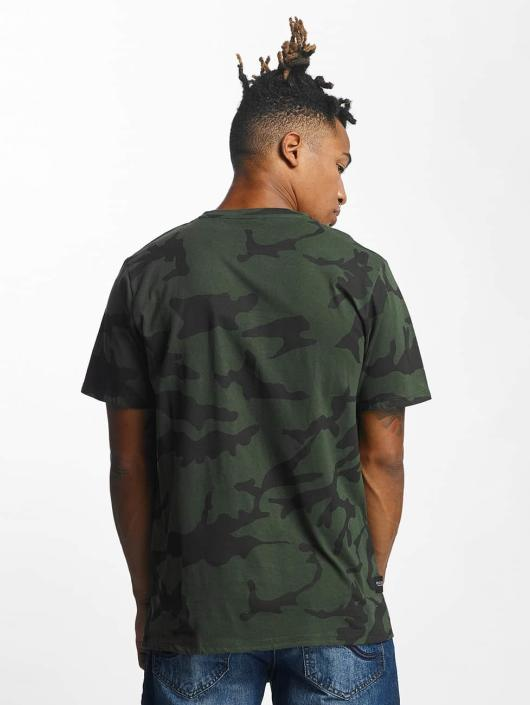 Rocawear T-Shirt Retro Army olive