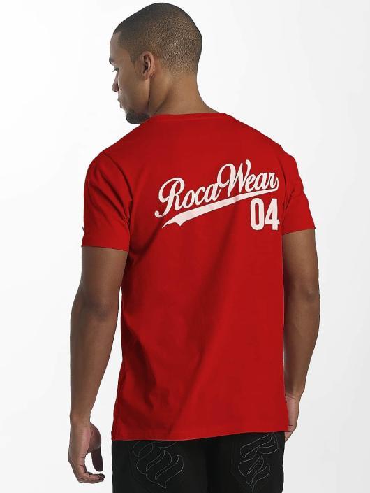 Rocawear T-Shirt 90th Sport rot