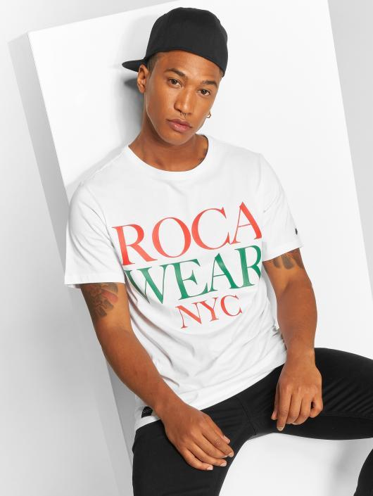 Rocawear T-Shirt NYC weiß