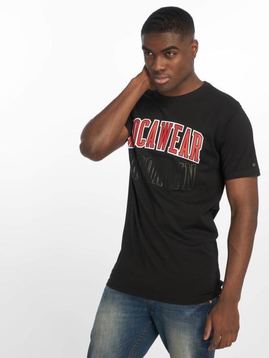 Rocawear t-shirt Brooklyn zwart