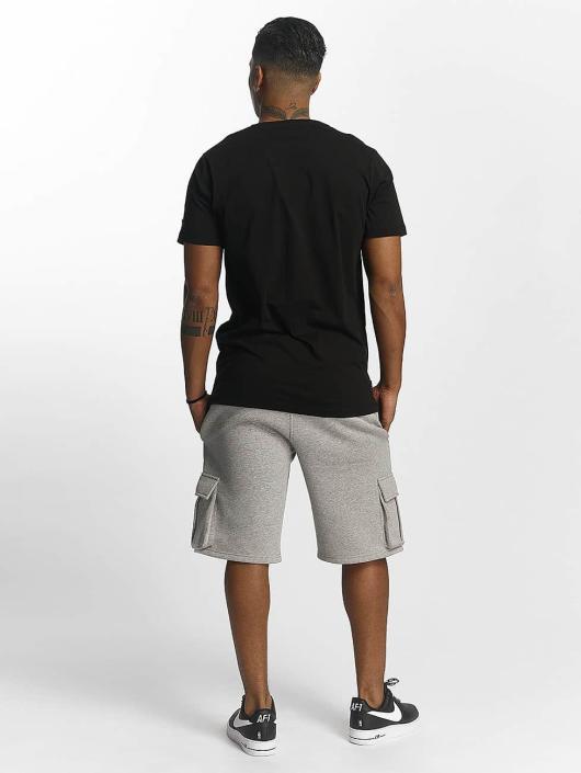 Rocawear T-Shirty Splatter Logo czarny