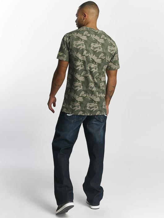 Rocawear T-Shirty NY 1999 T moro