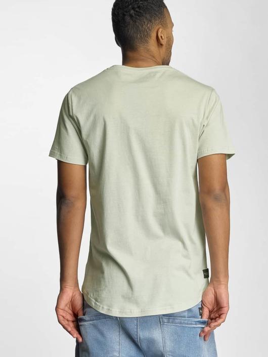 Rocawear T-Shirty Logo oliwkowy