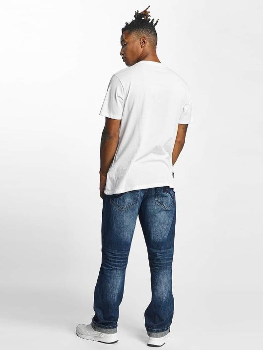 Rocawear T-skjorter Embossing hvit