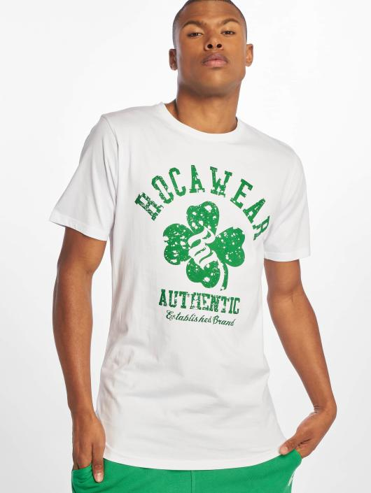 Rocawear T-skjorter Clover hvit