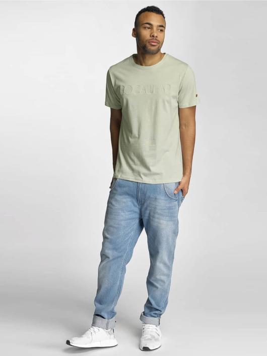 Rocawear T-skjorter Logo oliven