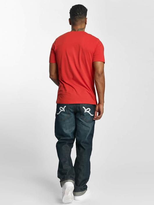 Rocawear T-skjorter Fingerprint red