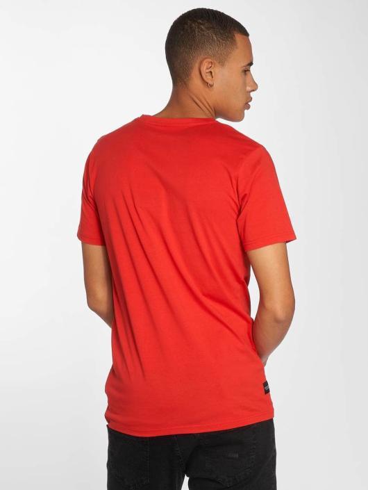 Rocawear T-skjorter Logo red