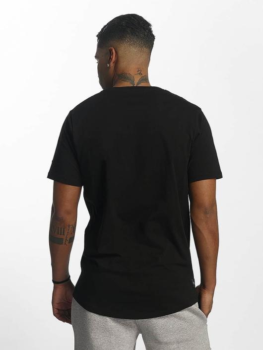 Rocawear T-skjorter Splatter Logo svart
