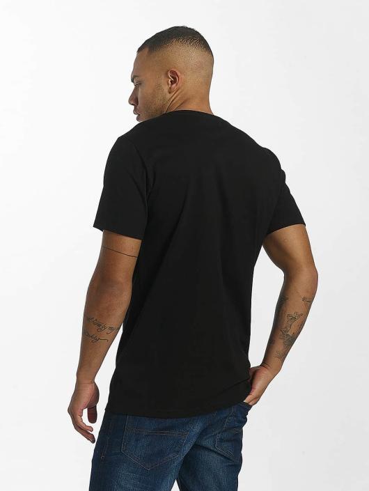 Rocawear T-skjorter Velvet Logo svart