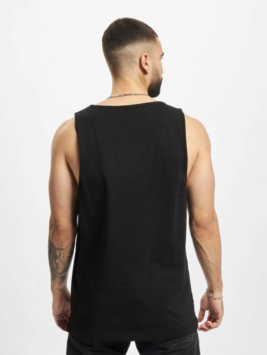 Rocawear Tank Tops Basic schwarz