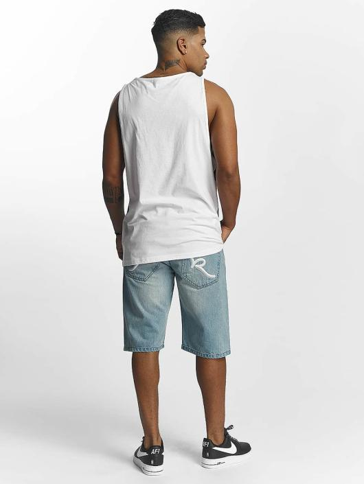 Rocawear Tank Tops Color Block weiß
