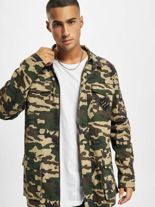 Rocawear Übergangsjacke Camo camouflage