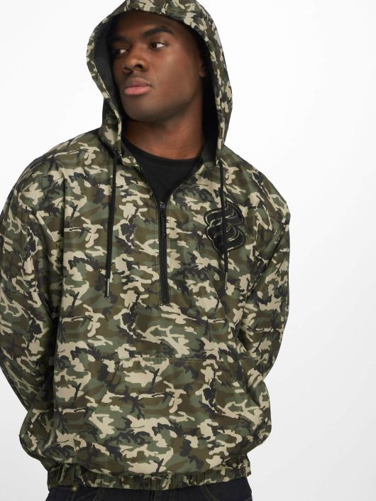 Rocawear Übergangsjacke WB Army camouflage