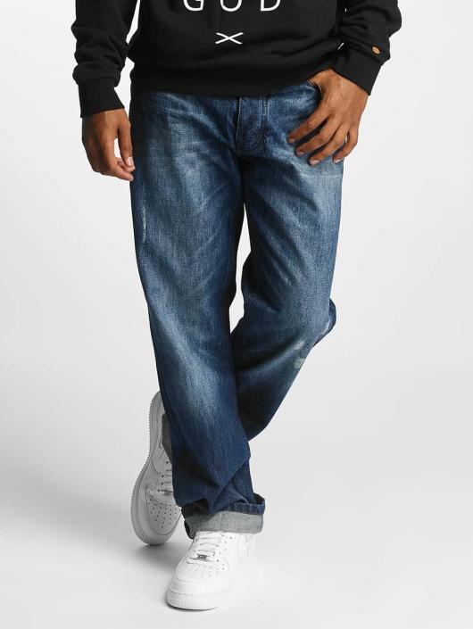 Rocawear Väljät farkut Loose Fit J sininen