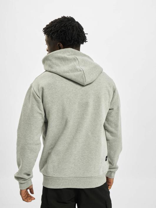 Rocawear Zip Hoodie Brand šedá