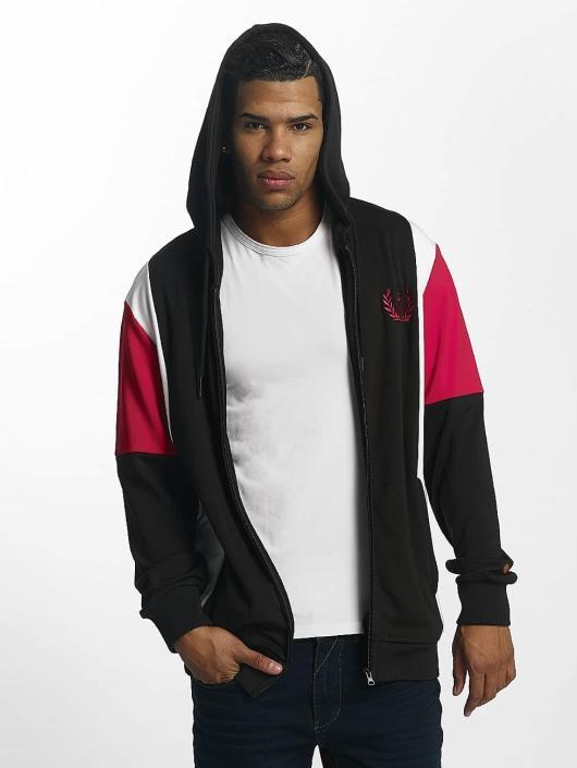 Rocawear Zip Hoodie Sports czarny
