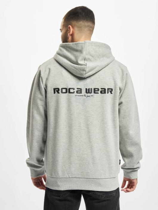 Rocawear Zip Hoodie NY 1999 ZH grey