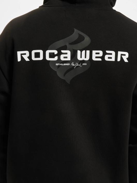 Rocawear Zip Hoodie NY 1999 ZH svart
