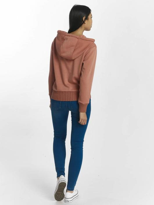 Rock Angel Sweat capuche Elise rose