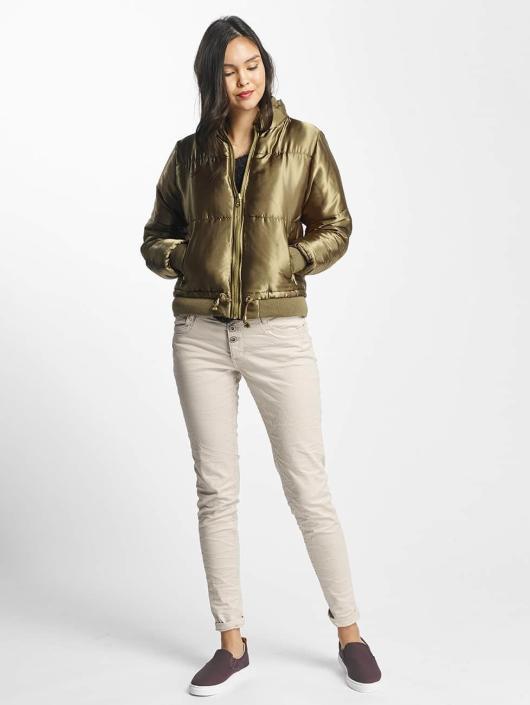 1476134237d19 Rock Angel   Joline olive Femme Veste mi-saison légère 415368