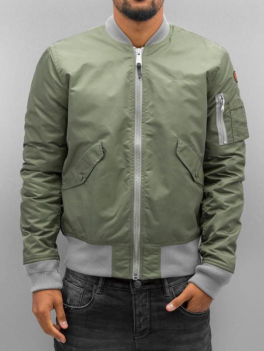 Schott NYC Bomber jacket NYC khaki