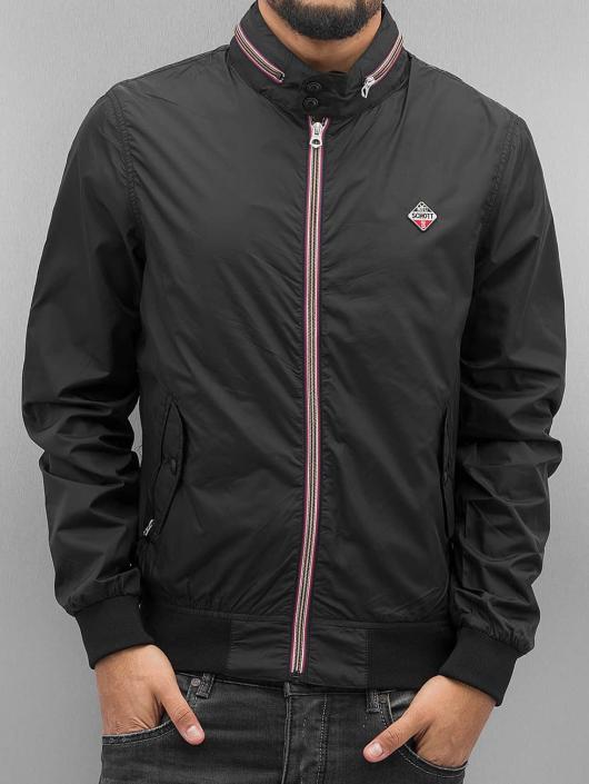 Schott NYC College Jacket Classic black
