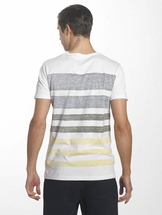 SHINE Original Футболка Faded Stripe белый