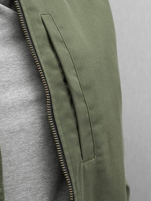 SHINE Original Bomber jacket Rex green