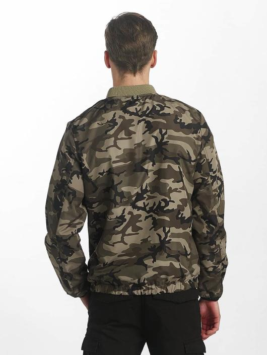 SHINE Original Bomberjack Johnson camouflage