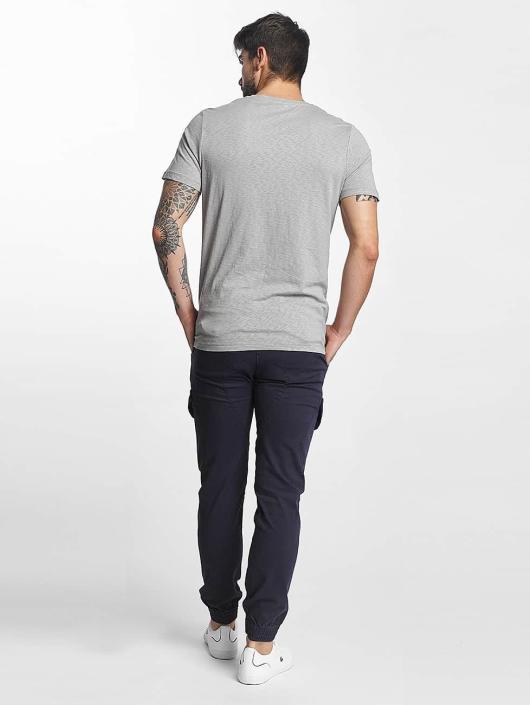SHINE Original Cargobroek Slim blauw