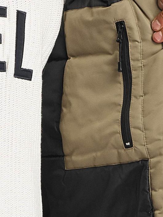 SHINE Original Coats Taslan Parka beige