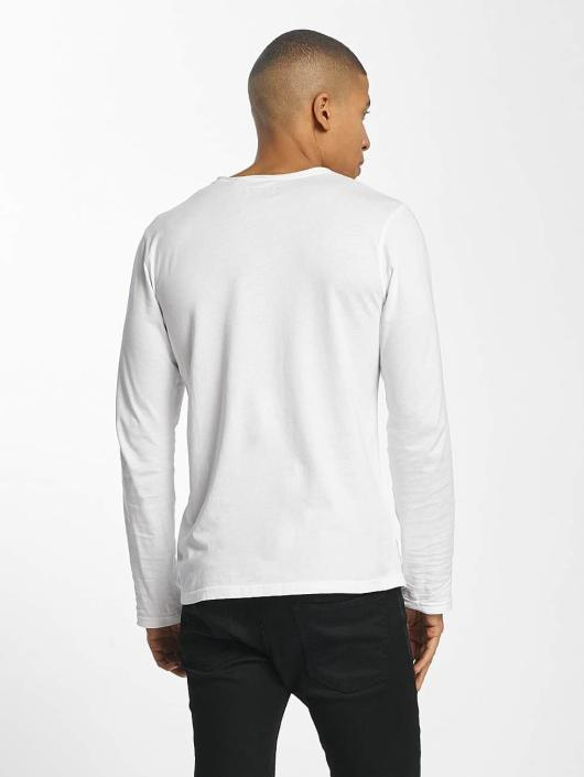 SHINE Original Longsleeve Andrian Dyed & Wash Out wit