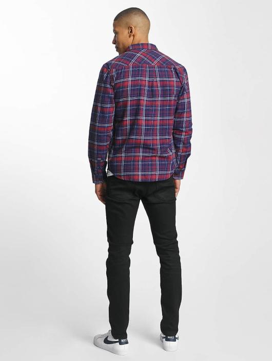 SHINE Original overhemd Luis Checked rood