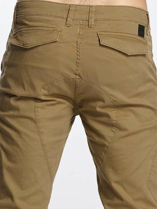 SHINE Original Pantalon cargo Slim beige